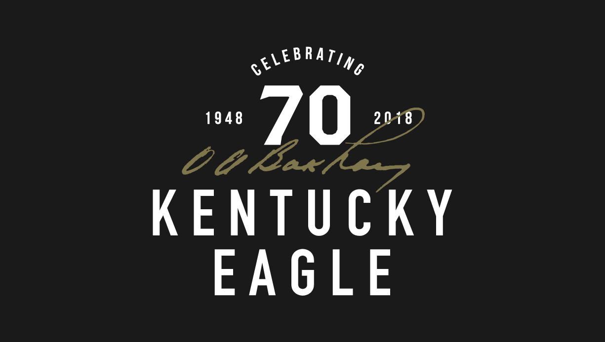 Kentucky Eagle Brand Guidelines